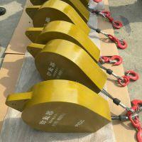 BF-321型深井矿用罐笼防坠器厂家直供