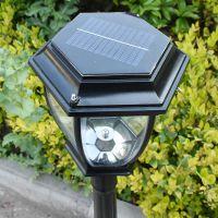 3W太阳能草坪灯欧式LED太阳能草坪灯批发 草坪灯厂家