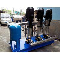 厂家直供全国节能环保恒压变频供水设备YQH无负压设备YQW欢迎来电订制