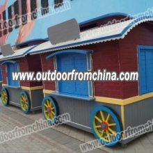 凤城游乐园售货车,锦州景区售货车,凌海广场售卖亭
