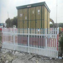 PVC围栏 草坪护栏厂家 小区园林围栏