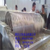 全自动控温豆芽机 徐州大中型不锈钢豆芽清洗去壳机 冷却机 豆芽提升机