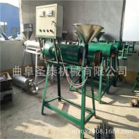 时产140公斤多功能粉条机 圣泰牌自熟成型粉丝粉条机07
