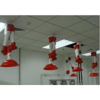 奥普0604杭州艾灸用万向排气罩,金华PP排烟罩,宁波三节排空罩现货