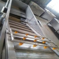 蔬菜配送设备-大型厨房净菜生产线-净菜加工设备