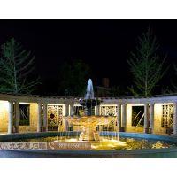 花钵水钵批发 别墅水钵摆放位置 欧式景观石雕喷泉