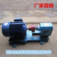 泊海ZYB12/0.4增压泵燃油泵铸钢材质电动泵