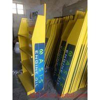 北京厂家直销两侧带侧板金属机油货架 油品展示陈列架 杂物置物架
