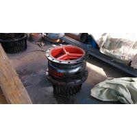 铸铁底阀H42X -2.5 DN600吸水阀、滤水阀、莲蓬头 升降式底阀
