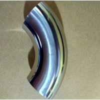316L大冶104×2焊接90°卫生级弯头比较好