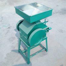 潍坊小麦挤扁机 家用豆扁机 单相电麦扁机