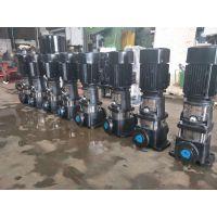 濆灌用水泵 QDL(F)45-40-2 15KW 增压补压水泵 河南许昌众度泵业 不锈钢