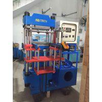 上海硅胶制品油压机平板硫化机厂家,金裕精机