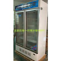 河北防爆冰箱冷藏柜400升,英鹏防爆冰箱
