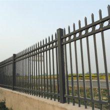 东莞小区隔离栅定做 广州铁艺方管围栏厂家批发