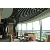 生态木酒店装饰100外墙板吊顶装饰板 生态木平面板厂家 家装饰面