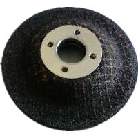 伟翔牌2寸树脂角磨片 气动角磨机专用50*4*10修磨磨光片