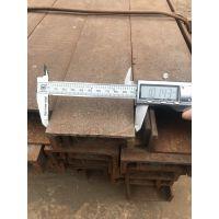 柳州ASME美标槽钢C15*33.9加工打孔服务