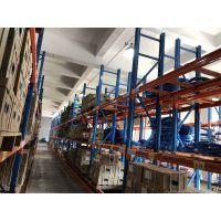 供应,仓库储备货架手动7157型窄巷驶入式货架系统正耀机械