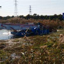 科大水浮萍打捞船 清理水草机械
