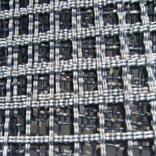 漏粪轧花网 钢轧花网 养猪铁丝网