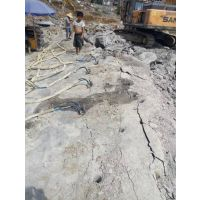 花岗岩开采机械花岗岩开采设备柱式分裂棒推介深凯