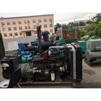 潍柴150KW二手柴油发电机组 养殖厂家专用国产潍柴发电机