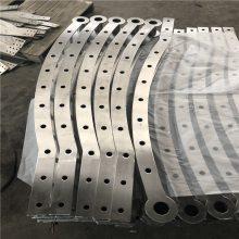 新云 生产不锈钢桥梁栏杆立柱 各种规格不锈钢楼梯扶手护栏AP585