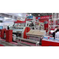 缠绕膜专业设备生产厂家 1500型拉伸缠绕膜机组整条流水设备