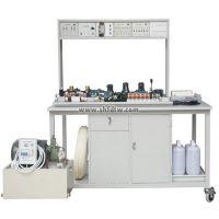 工程液压PLC控制实验系统,工程液压教学设备