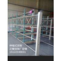 可调式高位升降货架厂家 管材存放方法 管材存储用的货架