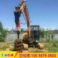 工厂直销挖掘机螺旋钻头机 挖掘机螺旋钻手动 螺旋钻杆
