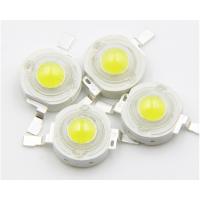普瑞3v超亮大功率1wLED封装灯珠 仿流明灯珠厂家直供100-110正白暖白一件1K