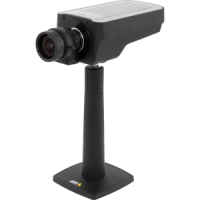 安讯士AXIS Q1615-E 网络摄像机 室外一体,可提供司法鉴定细节和高速度
