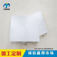 钰凯电器非标定制专业生产表面光滑平整铸铝加热器 铸铝加热板
