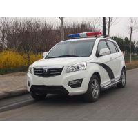 上海SUV造型LK04-HLD型号电动巡逻车价格,满配置巡逻电瓶车