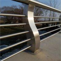 金聚进 不锈钢河道安全栏杆 304不锈钢护栏立柱FHL856 免保养室外栏杆