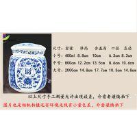 膏方罐 景德镇小/中/大号膏方瓷瓶 订做装膏方的陶瓷罐子 密封罐