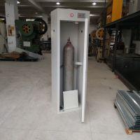 工厂气瓶柜 工业甲烷气瓶柜 LEADLL品牌气体安全柜带报警