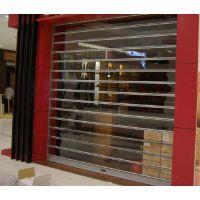 上海萨都奇电动水晶卷帘门价格 水晶卷闸门材质PVC 采购/批发 量多从优