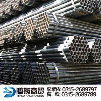 工业用Q235B焊管批发 唐山现货Q235B无缝焊管 工业用焊管