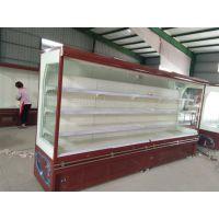 如何使用和保养超市风幕柜 水果保鲜展示柜