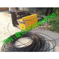 通管穿管牵引放缆放线玻璃钢穿线 光纤放线机 通管穿管牵引机 汇能