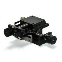 得地为业二维燕尾式微调架L8035-17XY手动微调架
