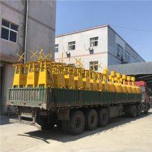 长沙河道施工航标 警示塑料航标批发