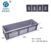 塑料周转箱生产厂家哪家好_重庆赛普塑业质量保证
