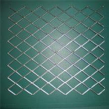 防滑钢笆网片 脚踏钢笆网厂家 钢板网墙