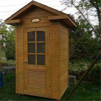 移动环保厕所雕花板防腐木机械打包发泡卫生间公共厕所景区洗手间旱厕免水冲