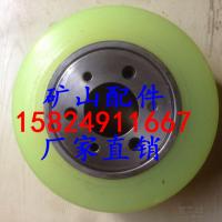 厂家加工供应 聚氨酯包胶轮 耐高温包胶轮