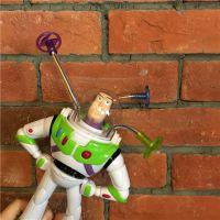 工厂定制卡通动漫人物玩具总动员角色PVC公仔汽车摆件广告宣传
